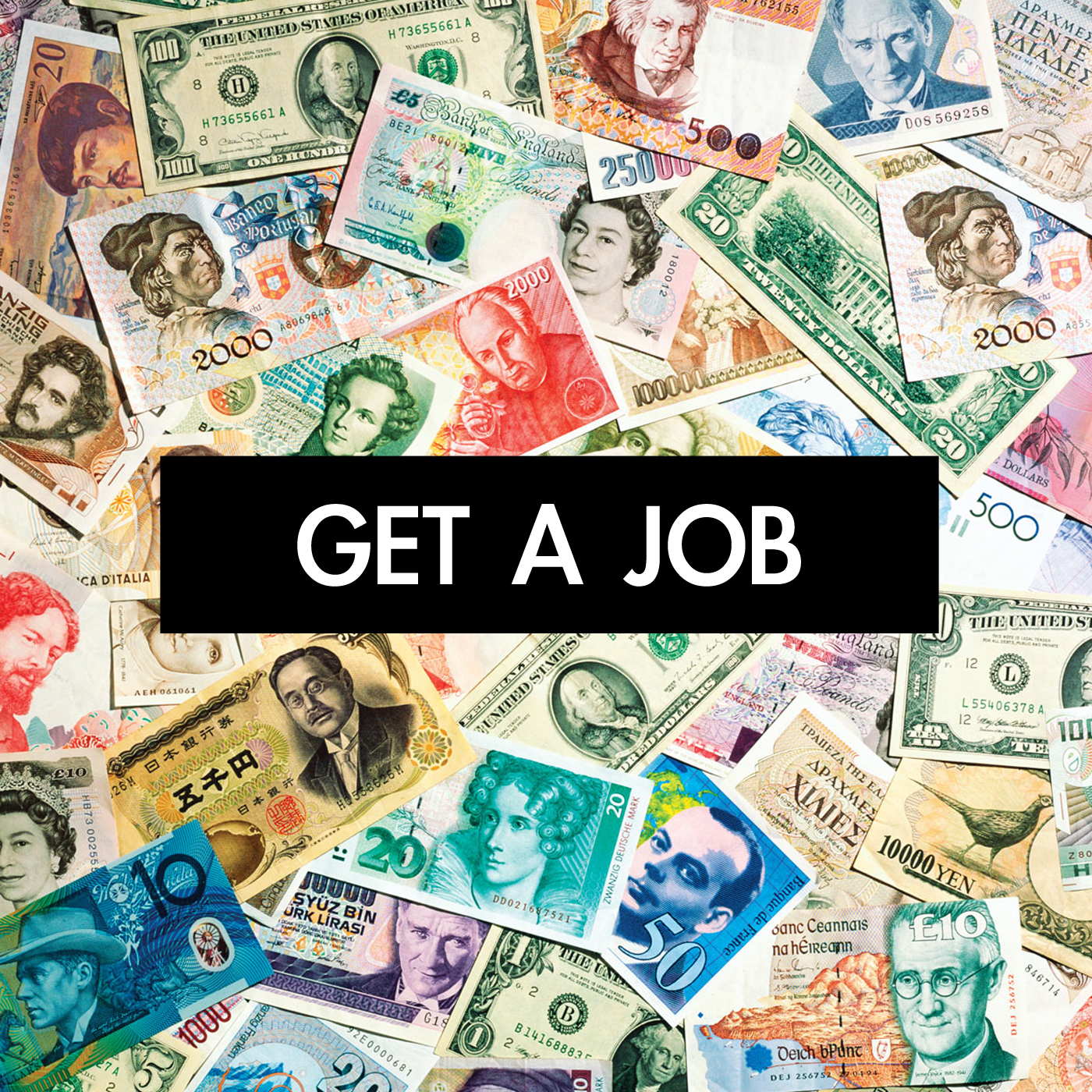 Ear Therapy » Get A Job